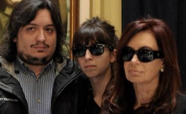 Piden indagatoria de Cristina y Máximo por la causa Hotesur