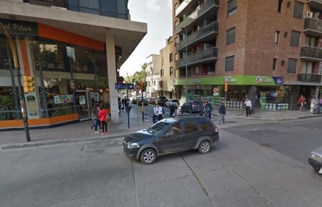 Secuestran a una mujer policía en pleno centro de Córdoba