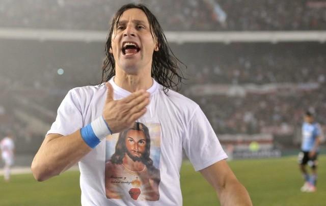 Olave anunció su salida de Belgrano