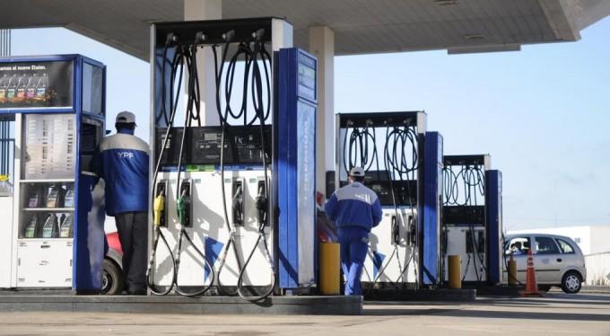 El aumento de las naftas llegará en enero