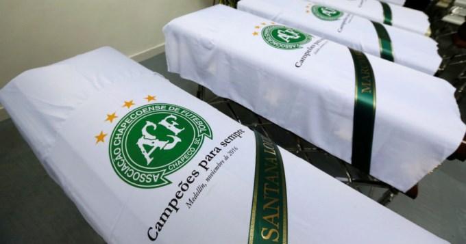 Desde Colombia: repatrian los cuerpos y serán velados en el estadio
