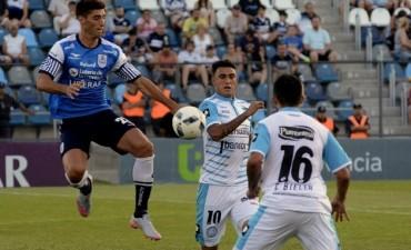 Belgrano empató de visitante contra Gimnasia