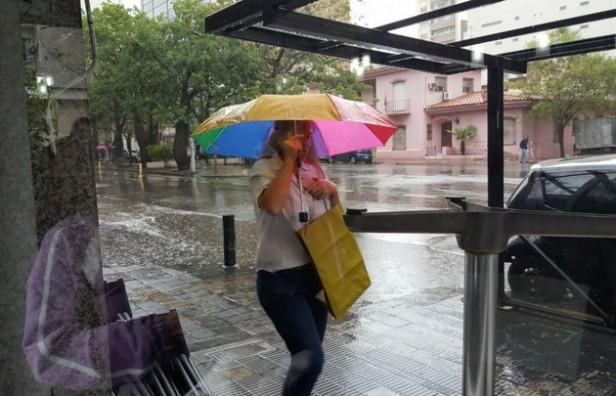 Amplían alerta por tormentas fuertes para Córdoba