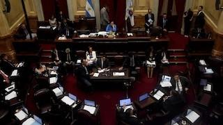 El Senado aprobó el paquete de leyes económicas del Gobierno