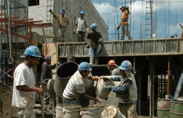 La construcción creció 25,3% en octubre