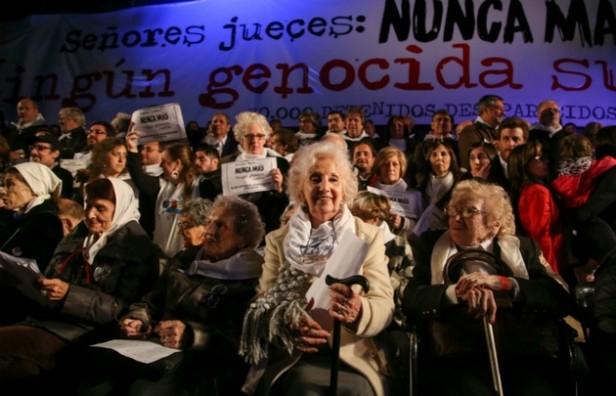 Abuelas de Plaza de Mayo encontró a la nieta 126