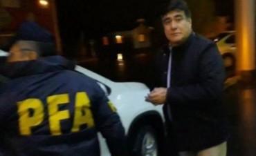 Por encubrimiento del atentado a la AMIA detienen a Zaninni