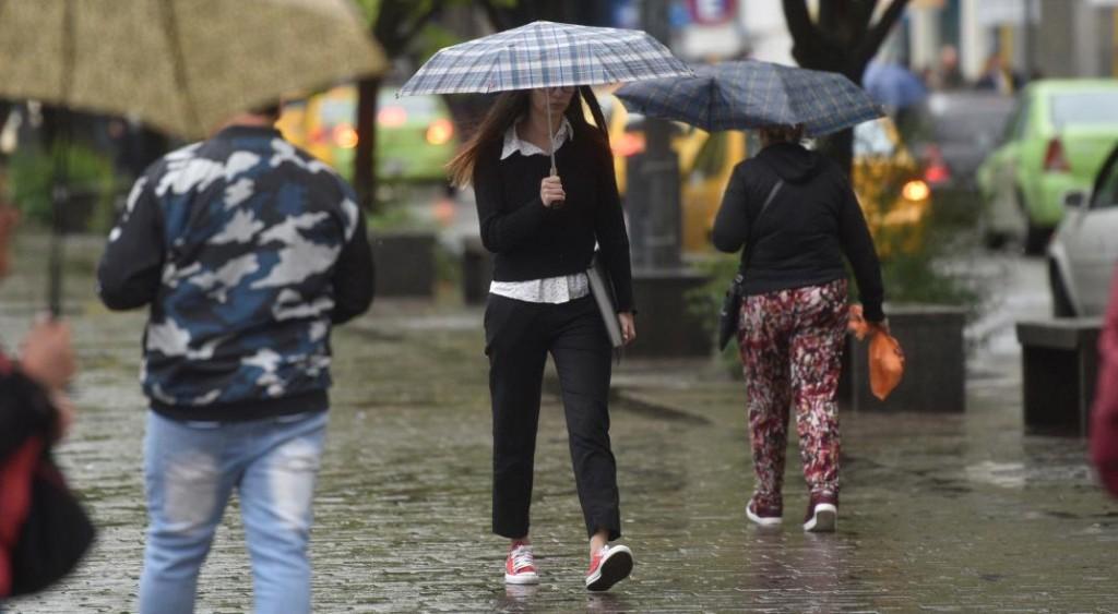 Alerta por tormentas fuertes para el sur, centro y noreste de Córdoba