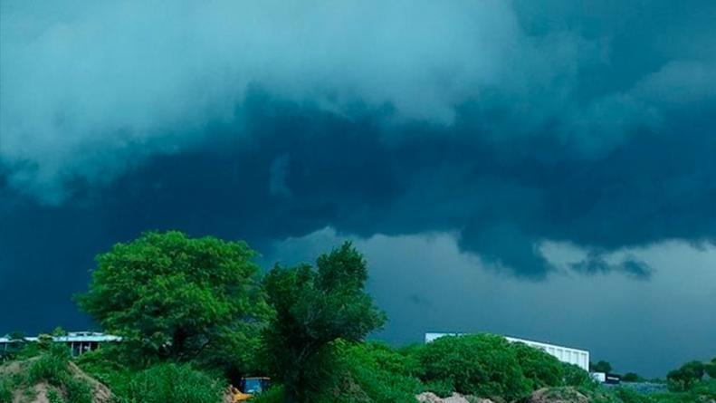 Después del calor agobiante hay alerta por tormentas fuertes