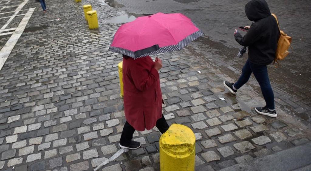 Alerta por tormentas fuertes para el norte de Córdoba