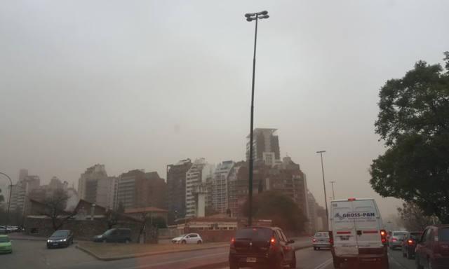 Alerta por vientos y tormentas intensas para Córdoba