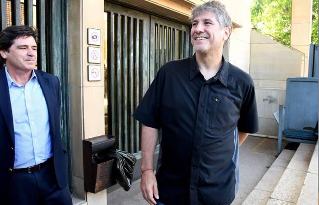 La UIF apeló la excarcelación de Amado Boudou