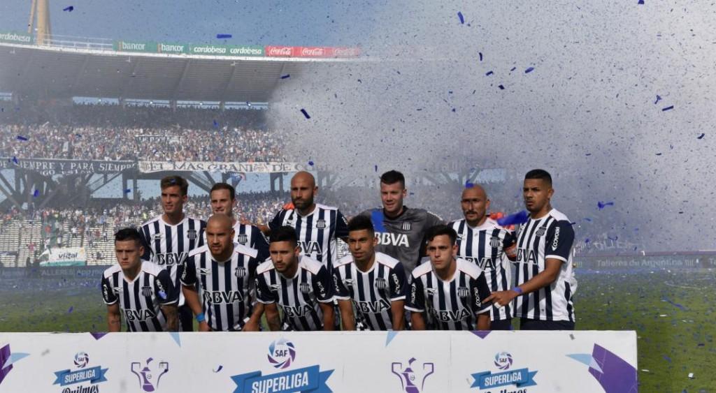 Talleres enfrentará al San Pablo en su debut en la Libertadores