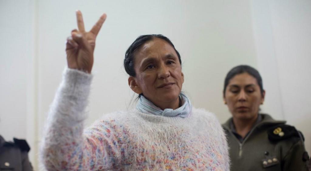 La fiscalía solicitó 22 años de prisión para Milagro Sala en el juicio
