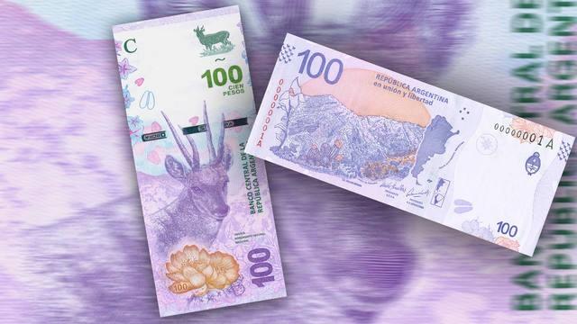 El BCRA emitirá monedas de $10 y nuevos billetes de $100