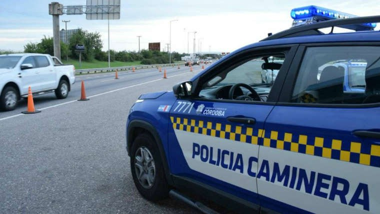Detienen a un suboficial con 40 gramos de cocaína en Córdoba