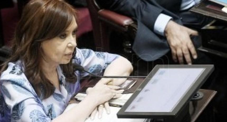 Cristina Kirchner se reúne con el bloque del Frente de Todos para trazar una hoja de ruta