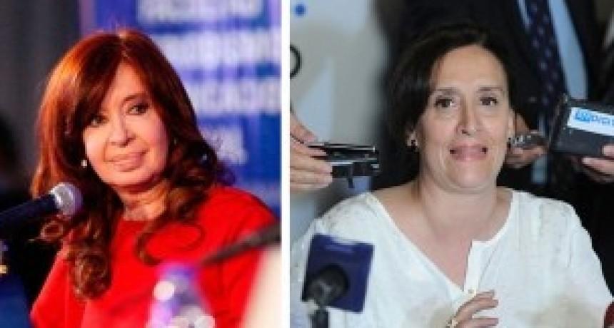 Michetti y Cristina Kirchner se reúnen en el Congreso para acordar detalles del traspaso