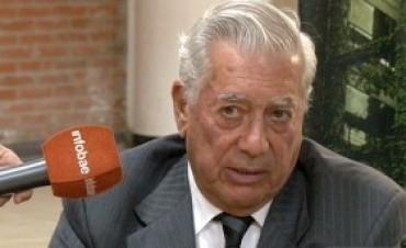 Vargas Llosa, contra los presidentes democráticos que apoyan dictaduras