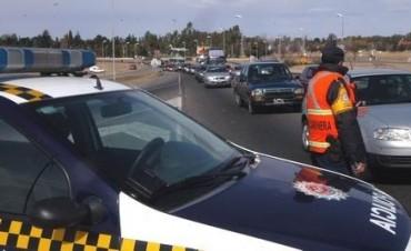 La Policía Caminera aumenta un 8,9% el valor de las multas
