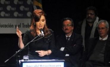 Cristina Kirchner le habló a la clase media y pidió crear el