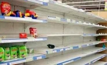Fracasa Maduro en crísis de alimentos