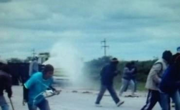 Denuncian la muerte de un poblador originario en Chaco tras desalojo policial
