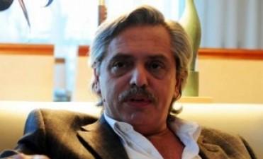 Alberto Fernández puso en duda los 'bolsos con dinero' en Casa de Gobierno