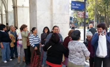 Protesta del campo en Córdoba: papa y zanahoria al costo