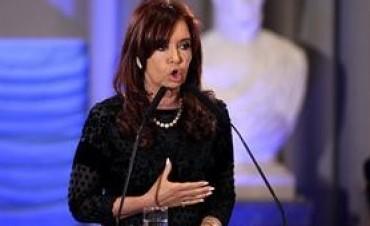 La confianza en el gobierno de Cristina bajó a 28,4%