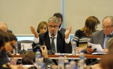 Diputados prevé sancionar la ley de blanqueo de capitales