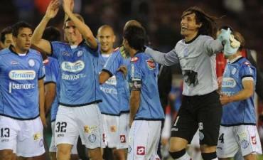 Belgrano empató ante Lanús y está en la Copa Sudamericana