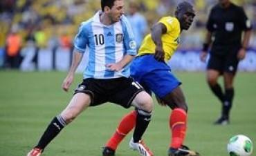 Sufrido: en la altura de Quito, la selección argentina ganó un punto ante Ecuador