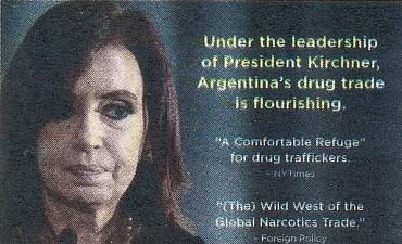 Una campaña en los EEUU acusa a la Argentina de ser un