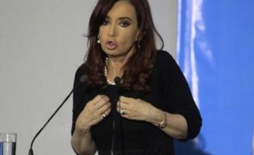 La Presidenta acusó al juez Bustos Fierro