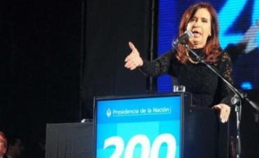 """Cristina criticó a Massa por su """"rejunte"""""""