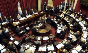 Mientras ardía Constitución, el Senado debatía sobre vinos y yerba