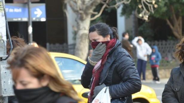 Frío extremo en Córdoba, la térmica fue de 12,2º bajo cero en el Aeropuerto