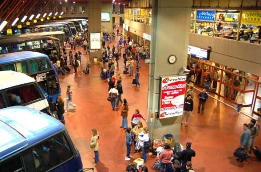 Empresas de transporte prevén refuerzos por el fin de semana largo