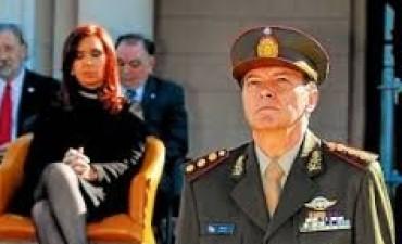 Durísimo Informe sobre los antecedentes del flamante titular del Ejército