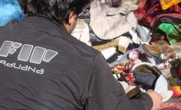 Afip secuestró mercadería ilegal por más de $ 51 millones