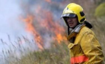 Controlan incendio en San Clemente