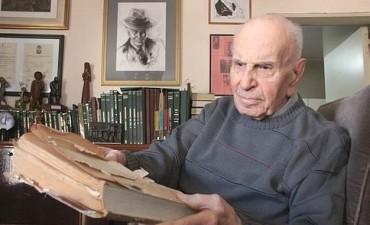 Falleció Efraín U. Bischoff, la memoria andante de la historia cordobesa
