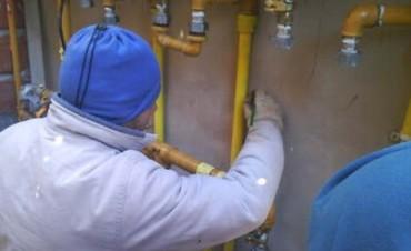 Por Rosario, crecieron un 250% las consultas a gasistas