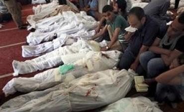 Crisis en Egipto cerca de una guerra civil: ya hay 638 muertos y crecen las amenazas