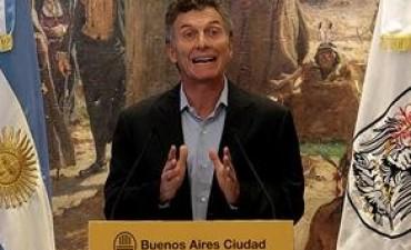 Mauricio Macri también apoya que la oposición controle Diputados y niega una
