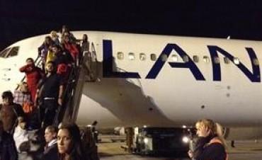 En Chile dicen que el Gobierno le pidió a LAN que deje Aeroparque