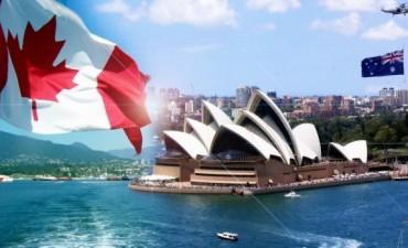 Australia y Canadá, los países que eligió la Presidente para comparar a la Argentina