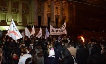 Judiciales rechazaron oferta del TSJ y paran otra vez por 24 horas