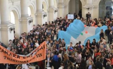 Fiscales se solidarizaron con el reclamo de los judiciales